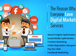 THE REASON WHY WE LOVE ONLINE MARKETING?